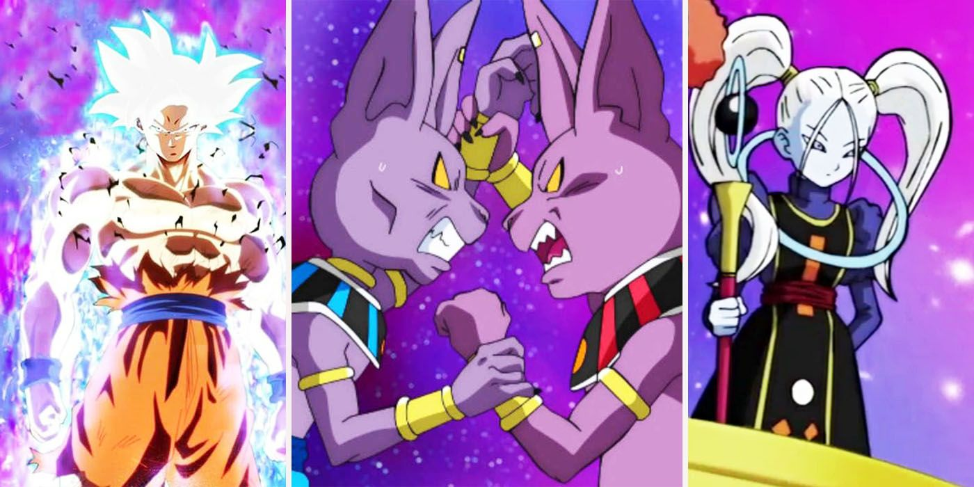 Dragon Ball 15 Characters Whose Power Levels Are Off The Charts