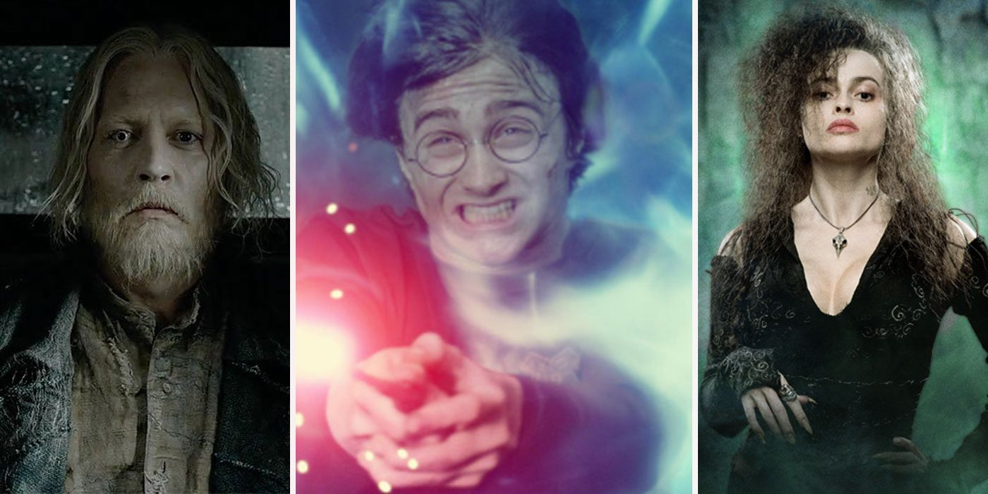 Harry Potter: The 20 Most Powerful Wizards Ranked | ScreenRant