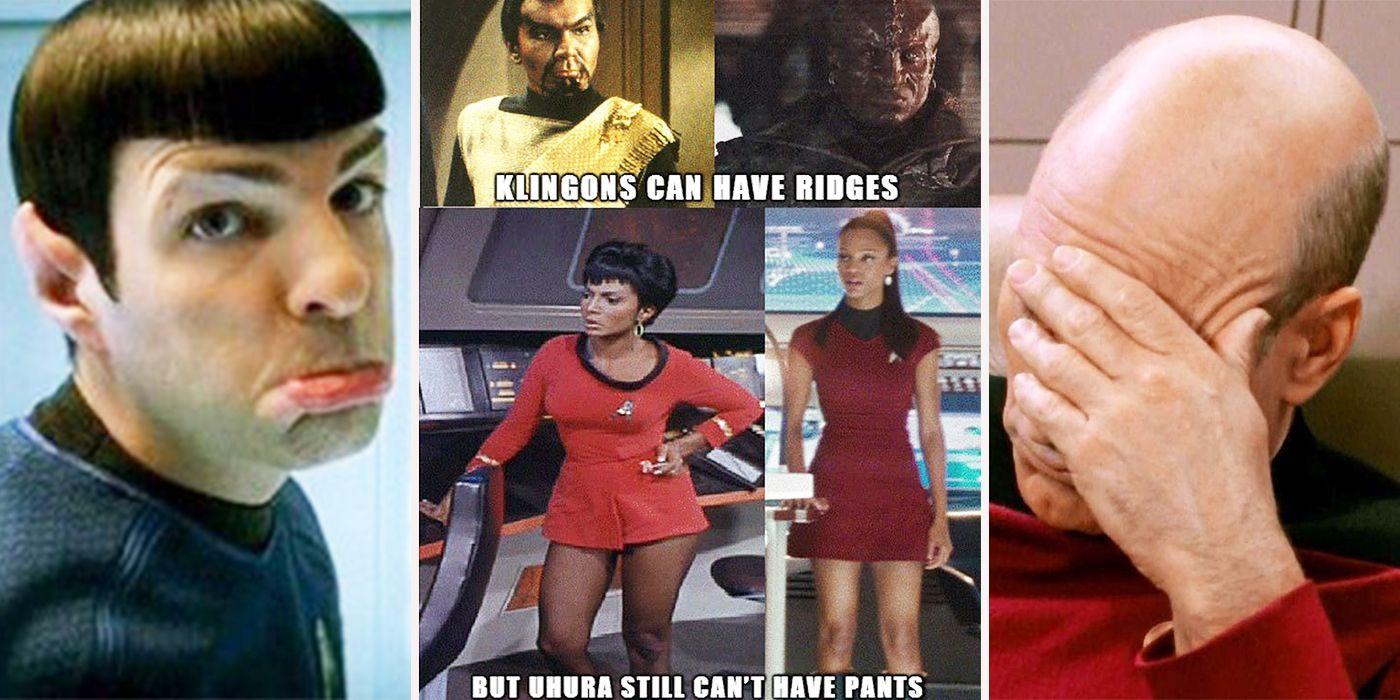 Star Trek 17 Memes That Prove The Show Makes No Sense