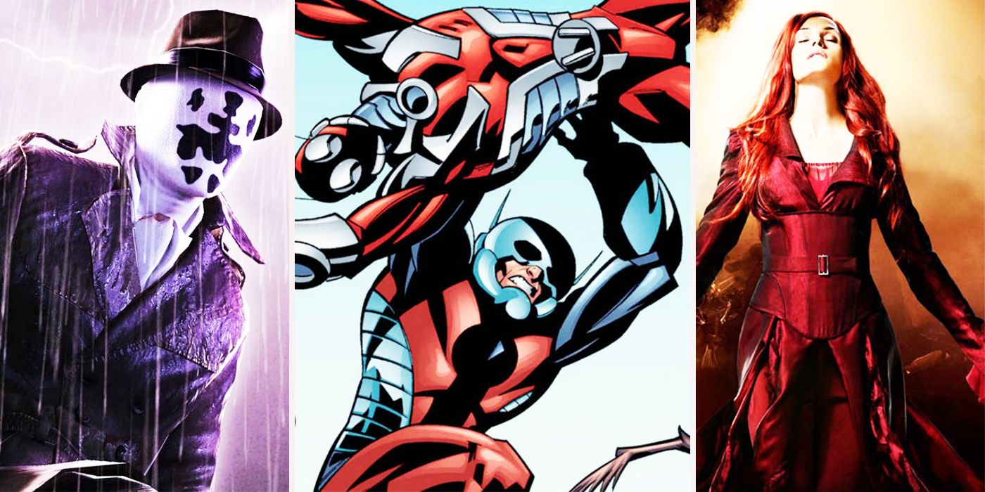 12 superheroes who died and stayed dead and 8 who won t stop coming