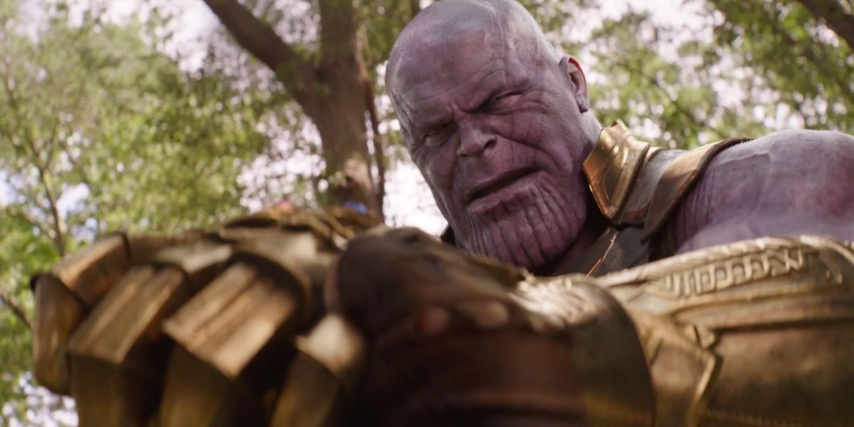 This Lebron James Avengers Infinity War Trailer Is: Avengers: Infinity War Full-Length Trailer Is Here