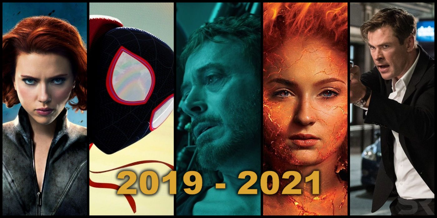 Every Upcoming Marvel Movie (2019 - 2023) | Screen Rant