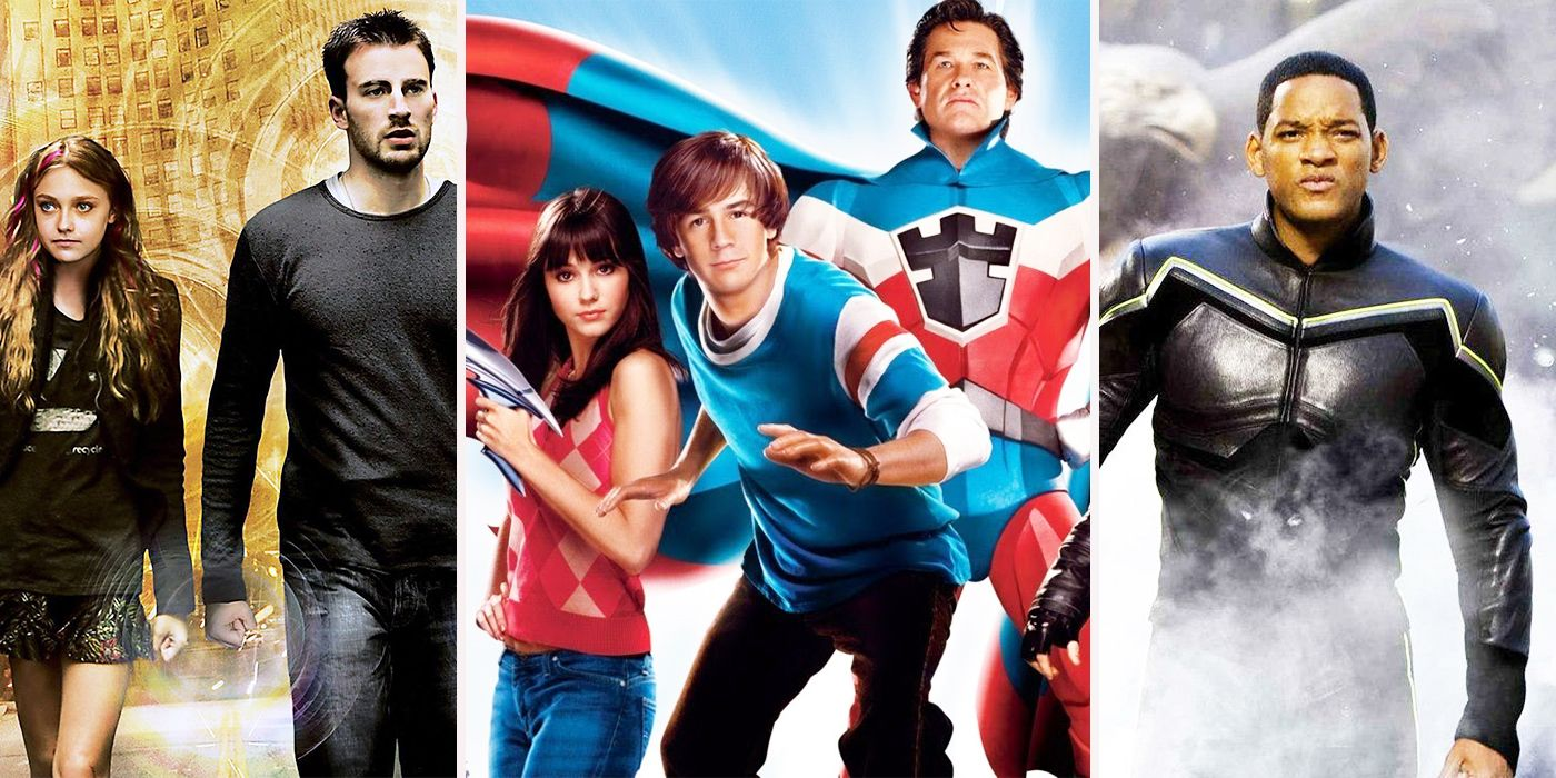 18 Forgettable '00s Superhero Movies Only True Fans Remember