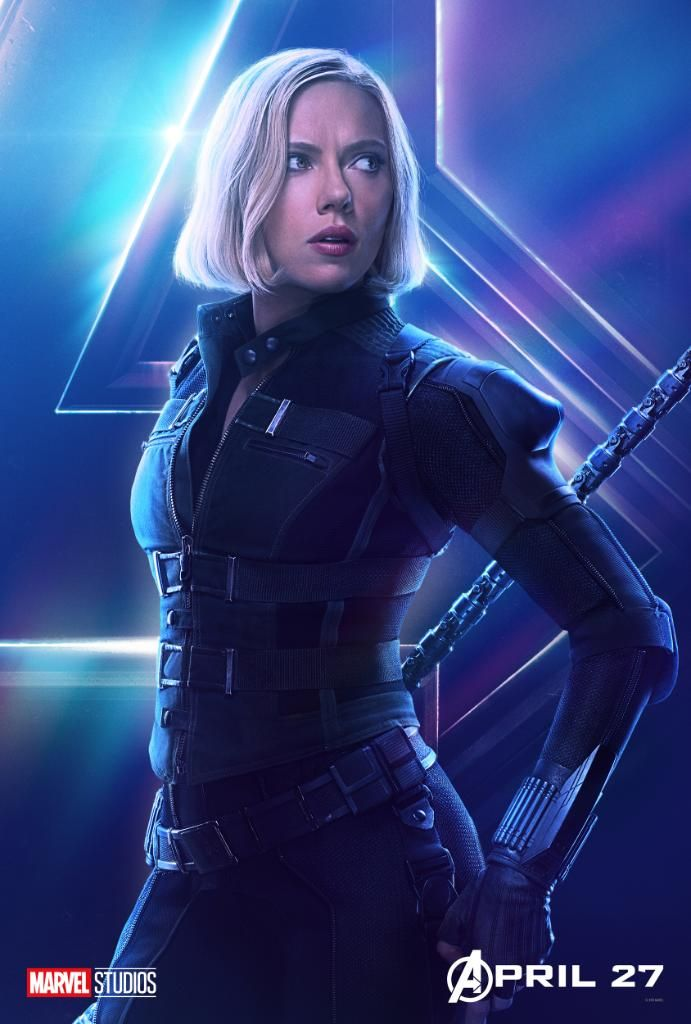 Avengers : Infinity War - Page 9 Avengers-Infinity-War-Black-Widow-solo-poster