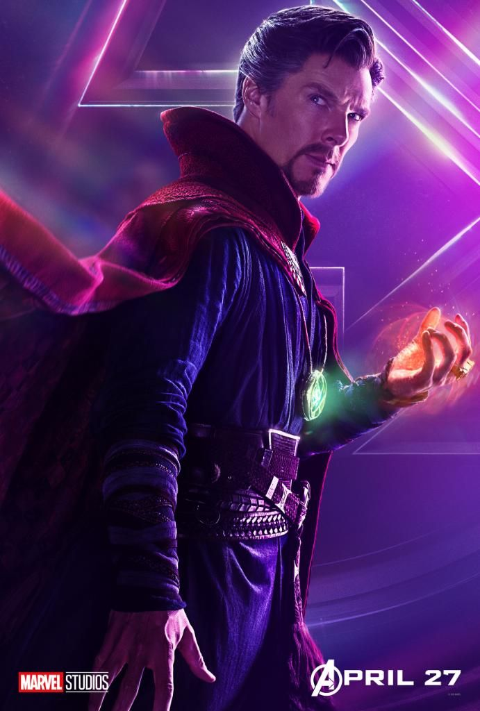 Avengers : Infinity War - Page 9 Avengers-Infinity-War-Doctor-Strange-solo-poster