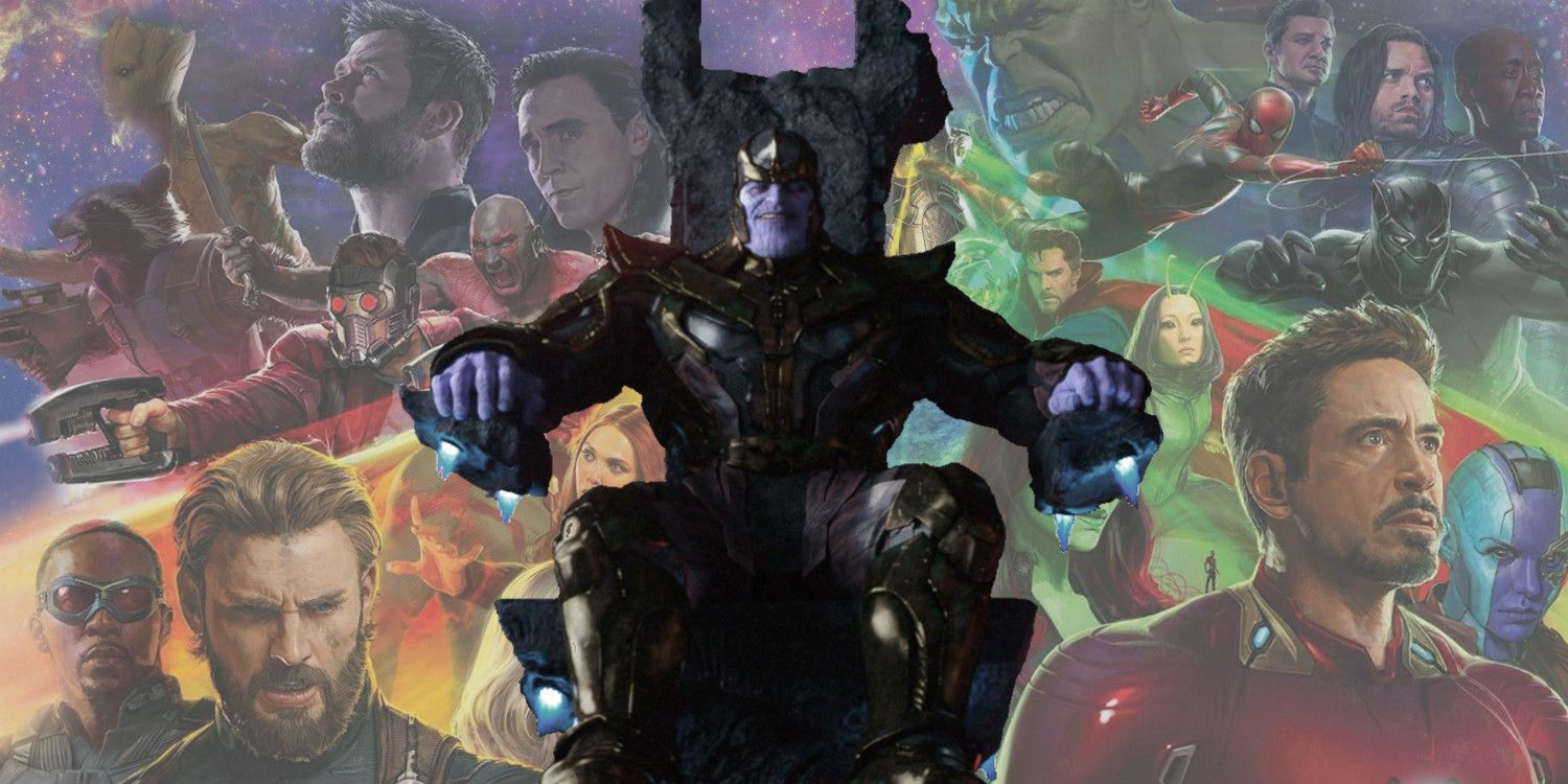 Avengers: Infinity War's End Credits Scene Explained