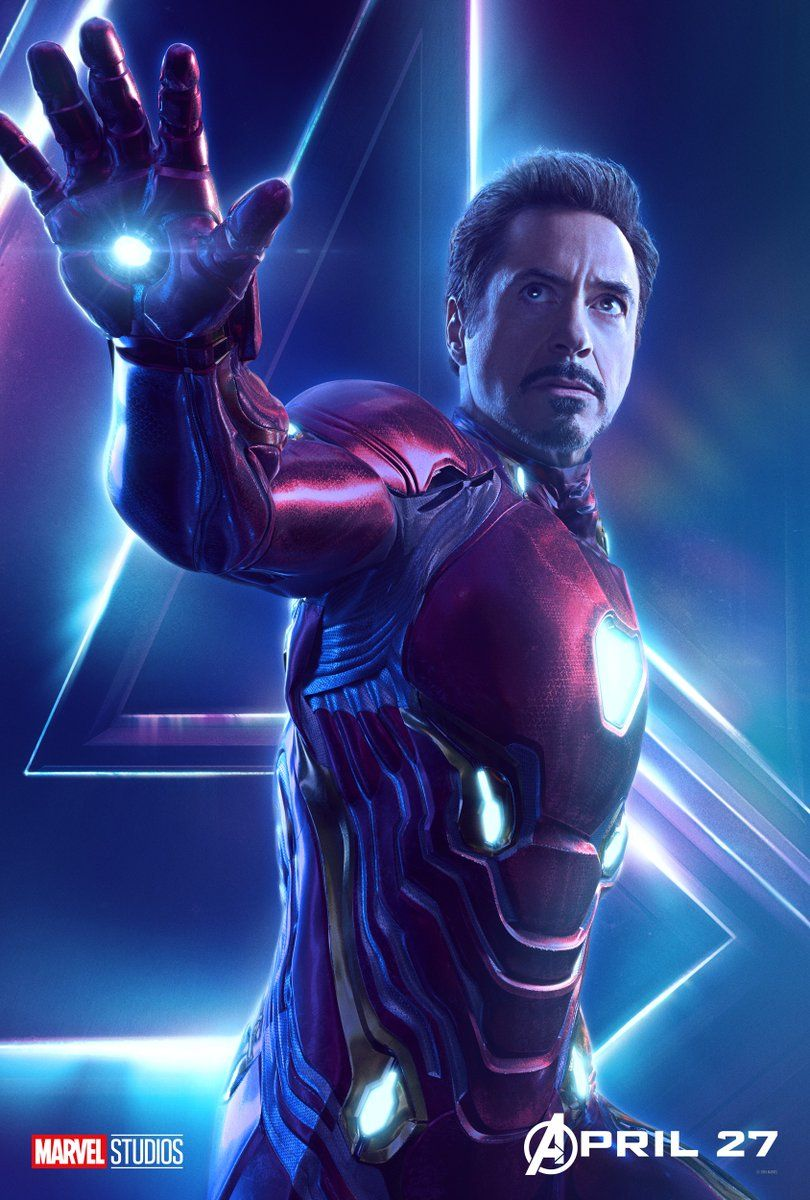 Avengers : Infinity War - Page 9 Avengers-Infinity-War-Iron-Man-solo-poster