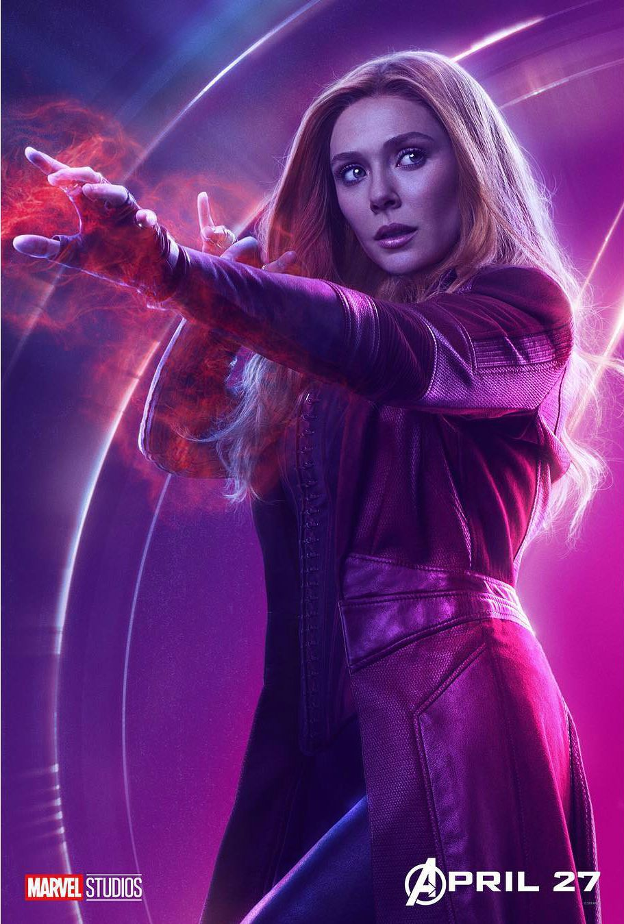 Avengers : Infinity War - Page 9 Avengers-Infinity-War-Scarlet-Witch-solo-poster