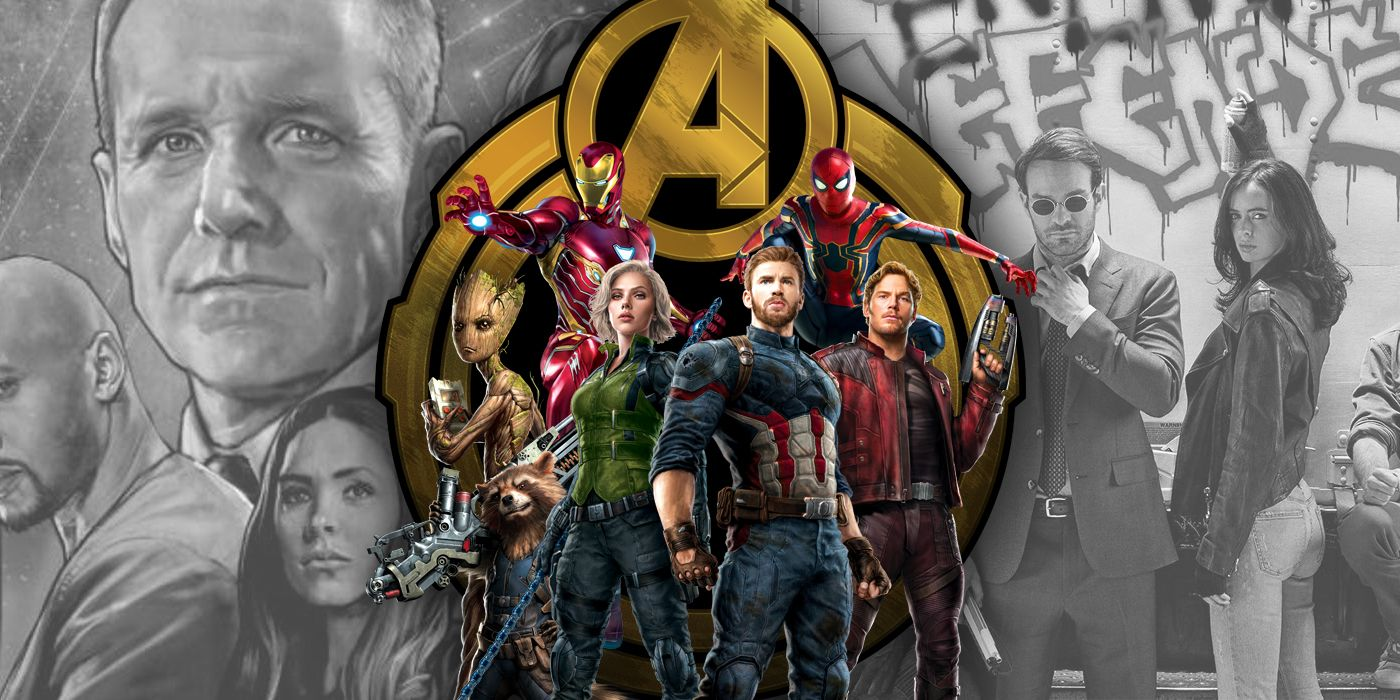 AVENGERS: INFINITY WAR Directors Considered Including Marvel TV