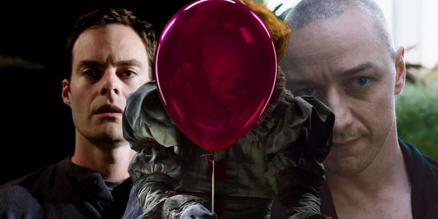 it chapter 2 casts james mcavoy amp bill hader screenrant