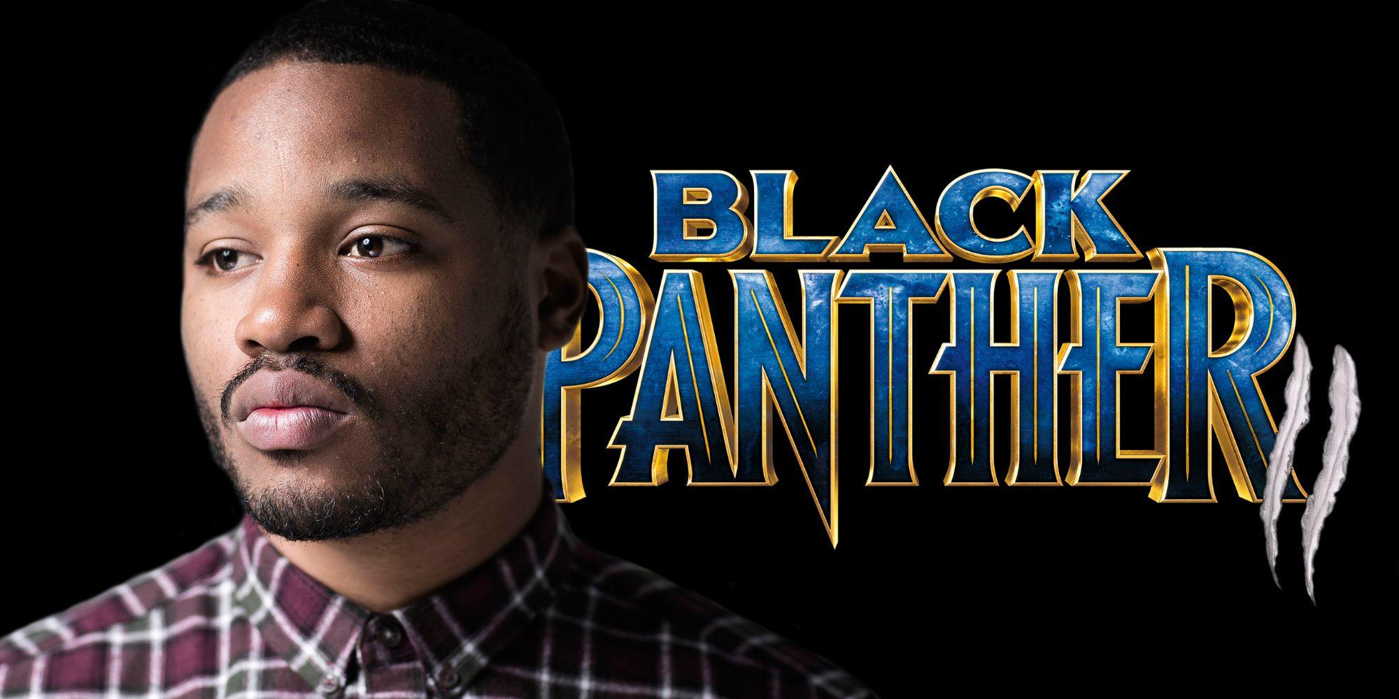 How Ryan Coogler Is Handling Black Panther 2 Pressure