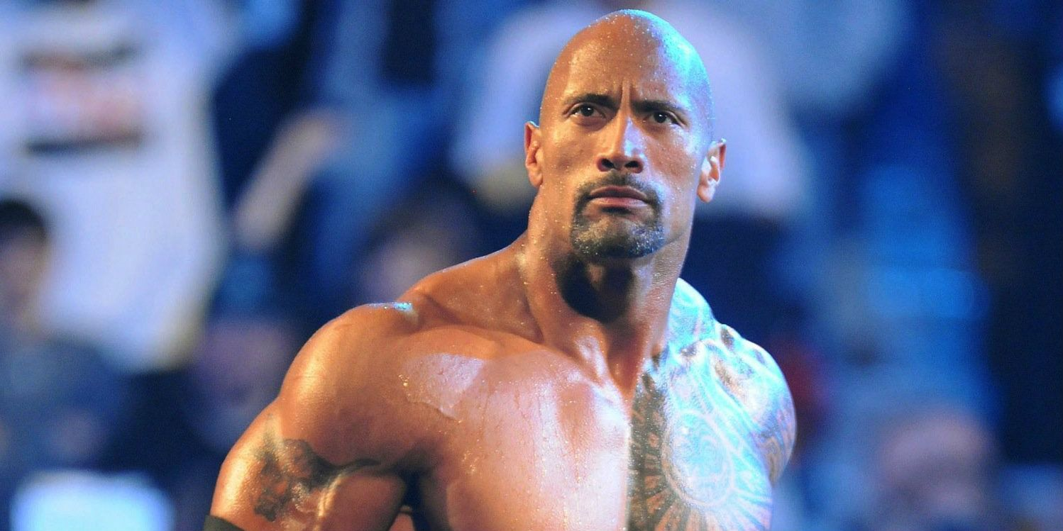 The Rock Reflects On Failing at His Original Dream of Playing in the NFL