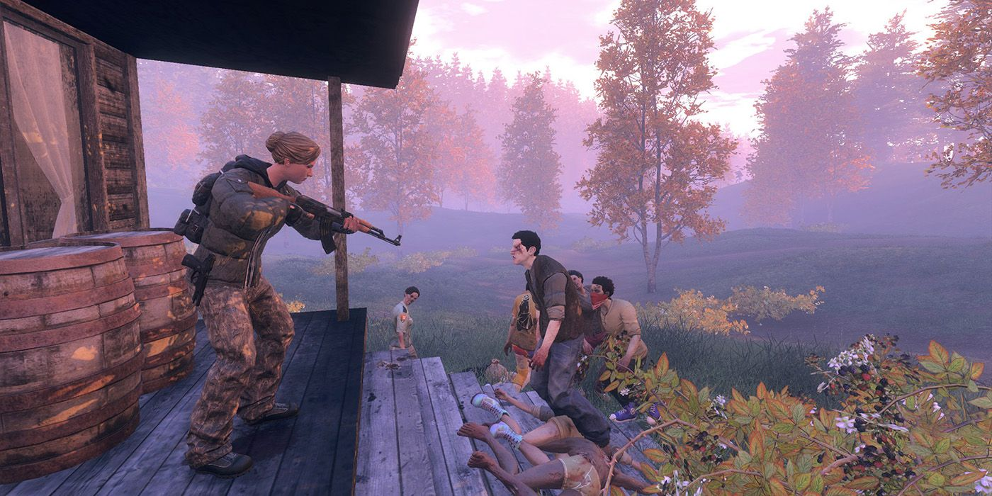 H1Z1 PS4 Open Beta Scores 4 5 Million Downloads In Just 48 Hours