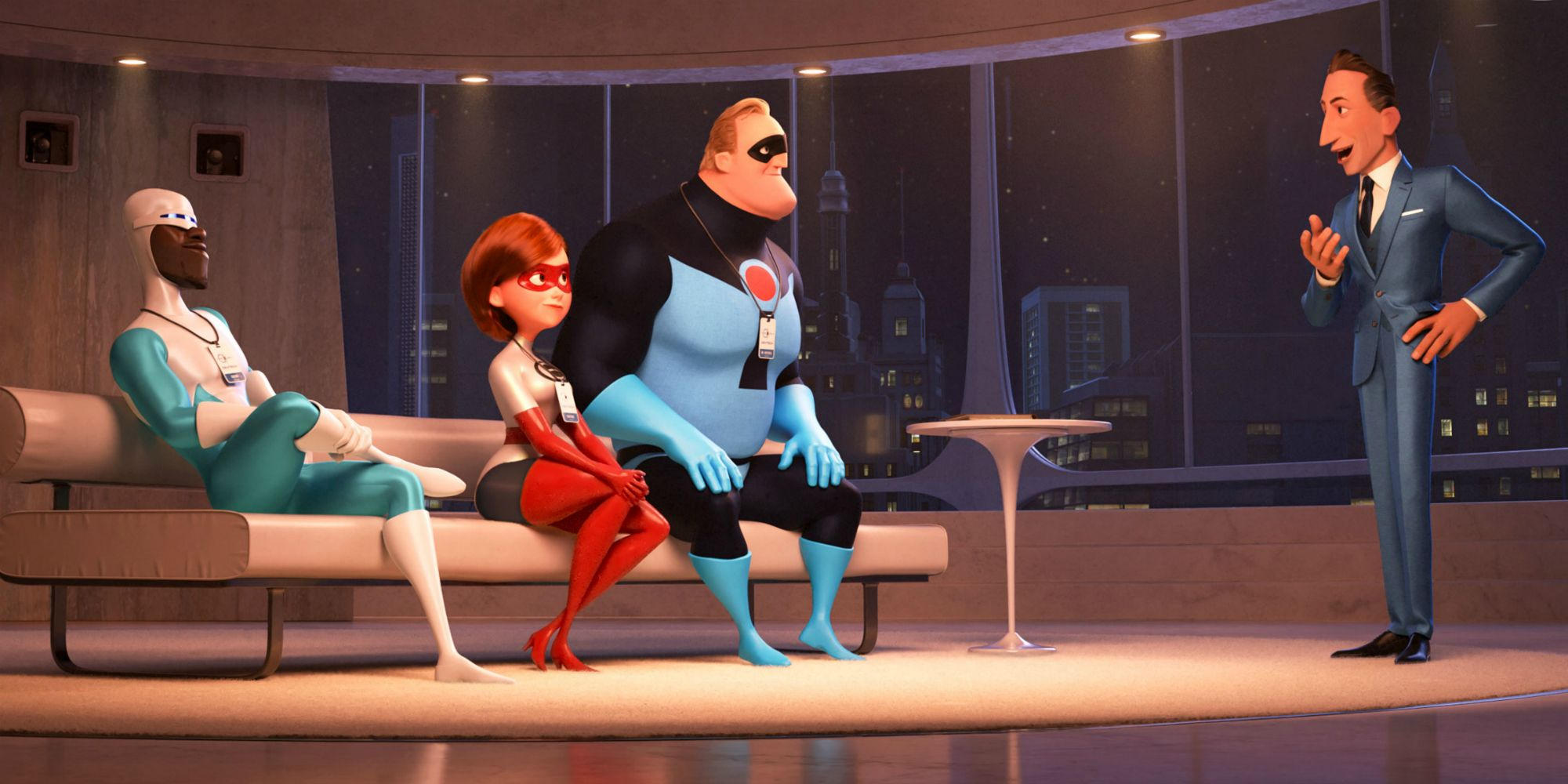 Image result for frozone incredibles 2