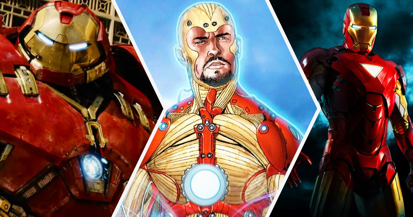 20 Little Known Facts About Iron Man's Armor | ScreenRant