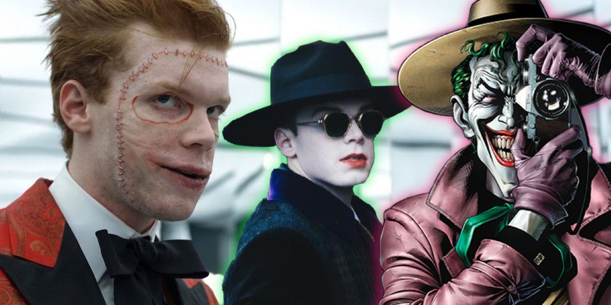 Why Gotham Can't Call Jerome or Jeremiah 'The Joker'