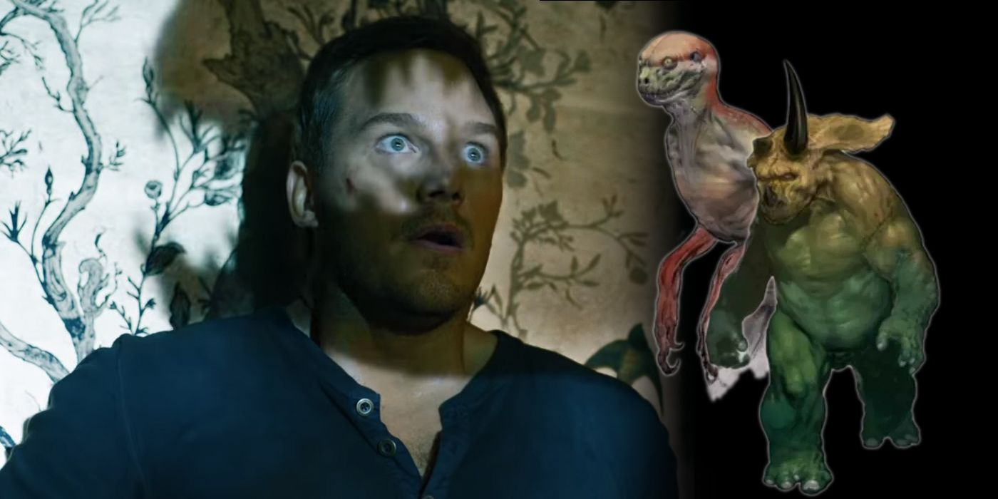 Jurassic World 2 Theory: We'll Get A Human-Dinosaur Hybrid