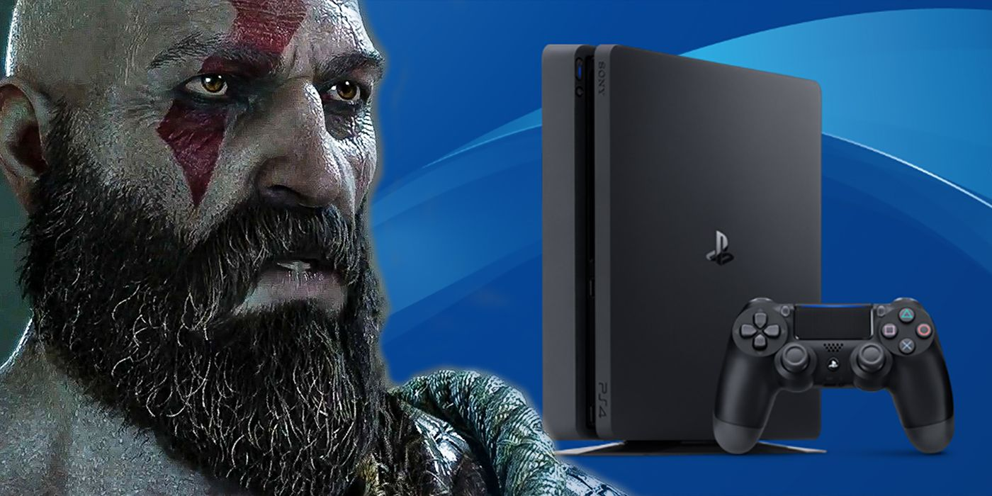 Top Rated Games For Ps4 : God of war is the highest rated ps game all time
