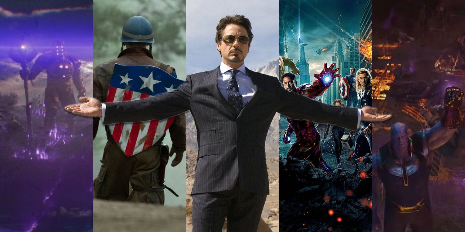 Marvel Movie Timeline: A Complete History Of The MCU | ScreenRant