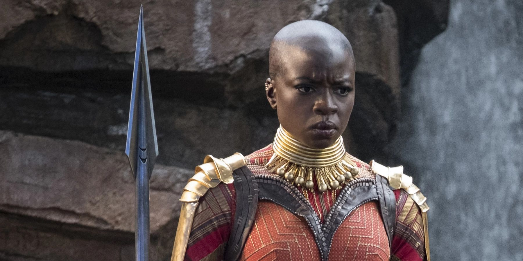 Endgame Cut Its Awesome Okoye-Valkyrie Weapon Swap Fight Sequence