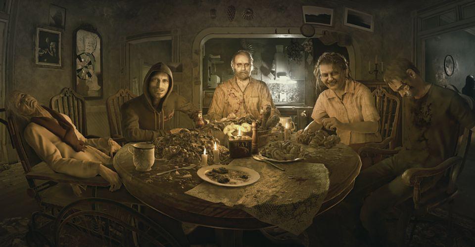 Resident Evil 8 Trailer Resolves Biohazard S Multiple Endings
