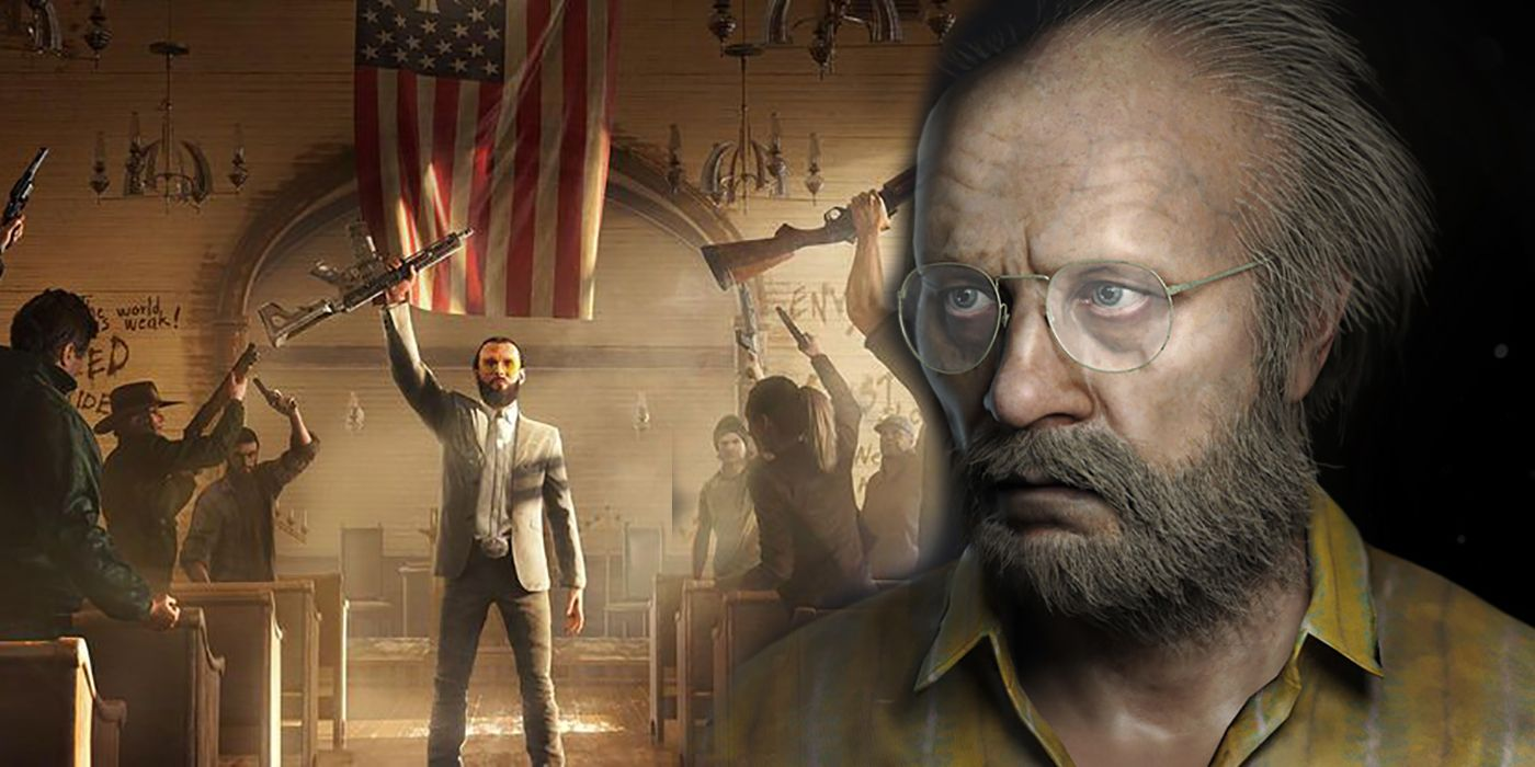 Far Cry 5 Fan Makes Custom Resident Evil 7 Map Screen Rant