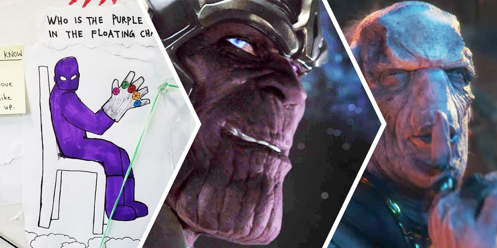 15 Brilliant Thanos Hints You Completely Missed In The MCU