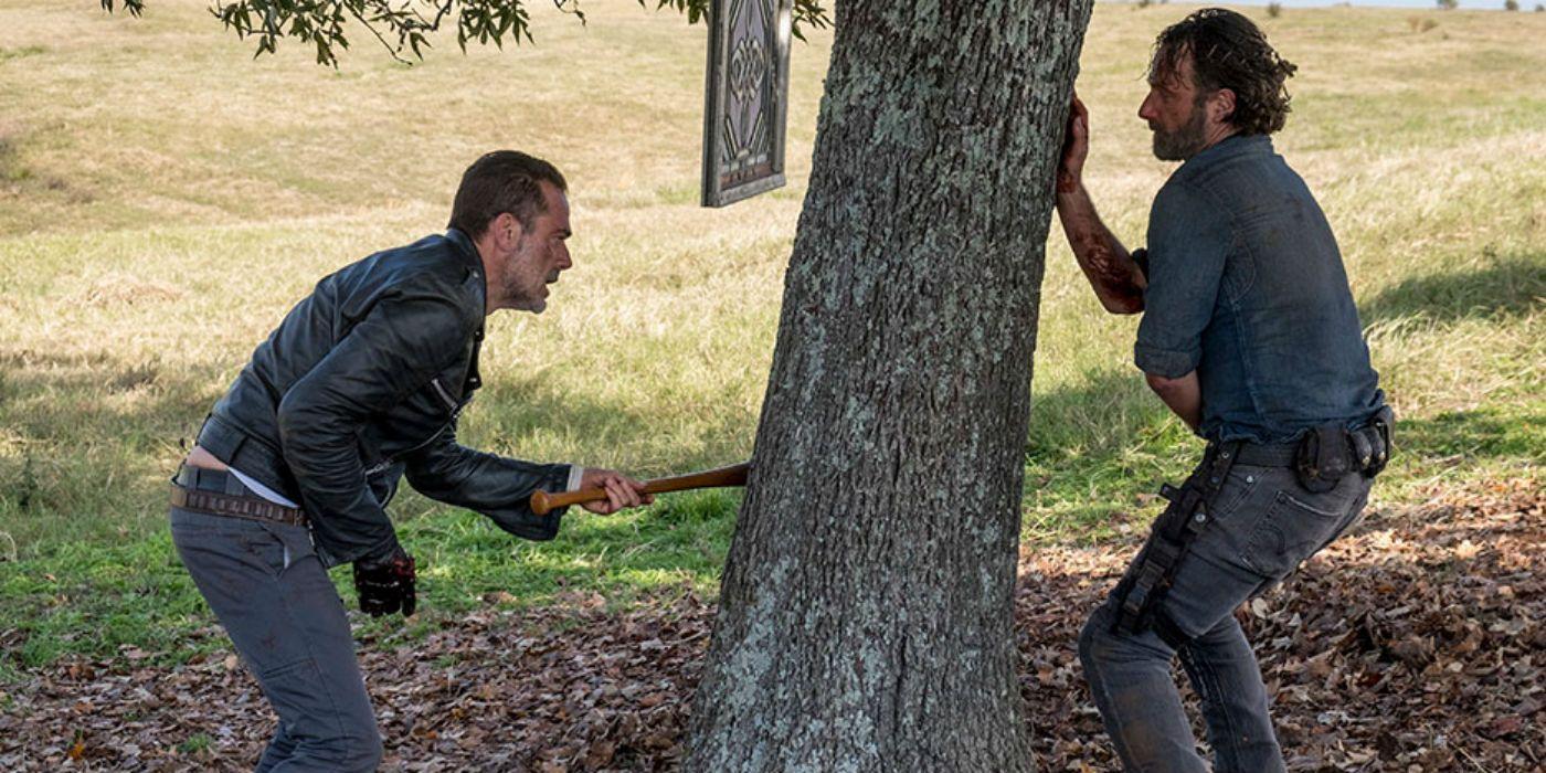 The Walking Dead season 8 finale and Fear TWD premiere ...