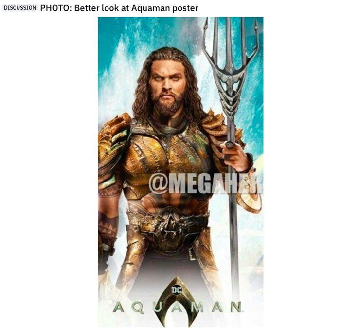 Aquaman First Look Tampilkan Mamoa Dengan Balutan Armor