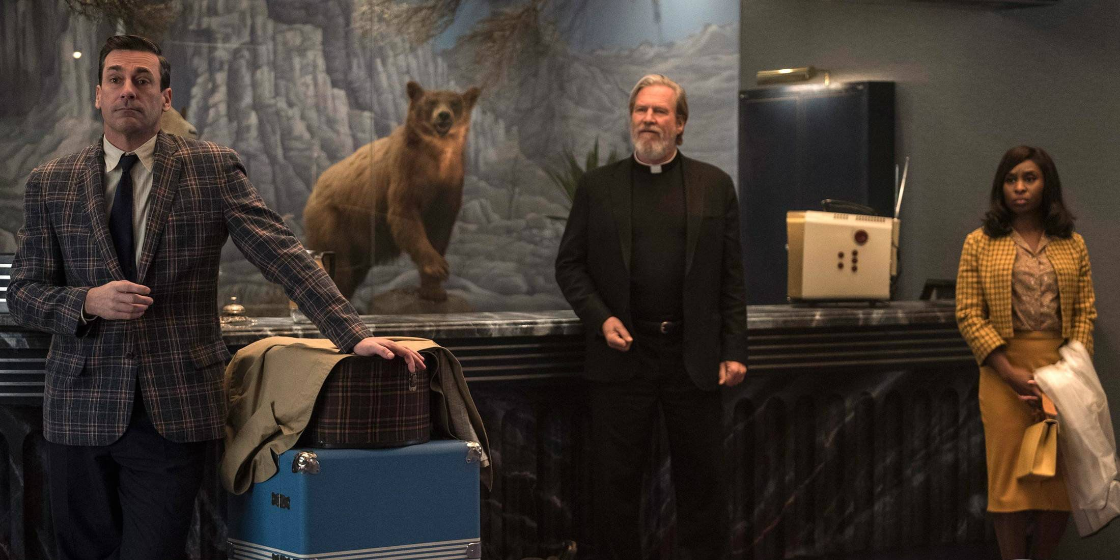 Bad Times at the El Royale Trailer: Everybody's Got a Secret