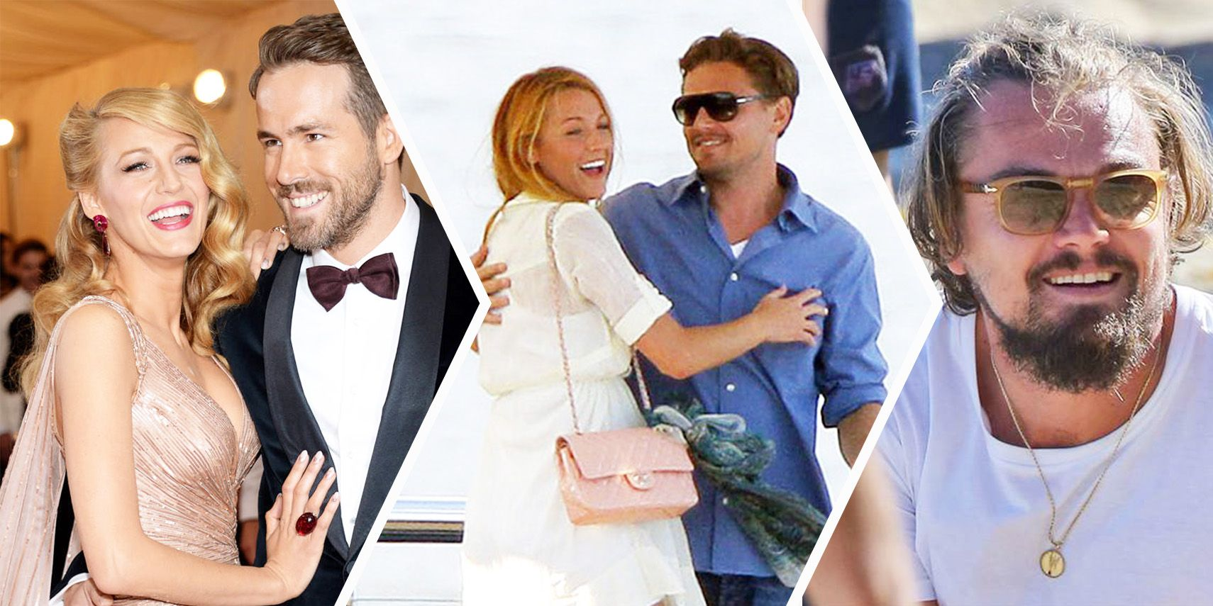 15 Secrets Behind Leonardo Dicaprio And Blake Livelys Brief
