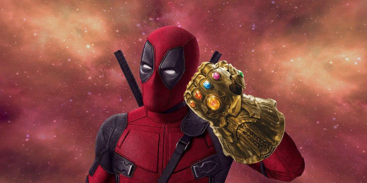 Avengers Infinity War & Deadpool 2 Most Anticipated Films ...  Infinity War Dead Pool