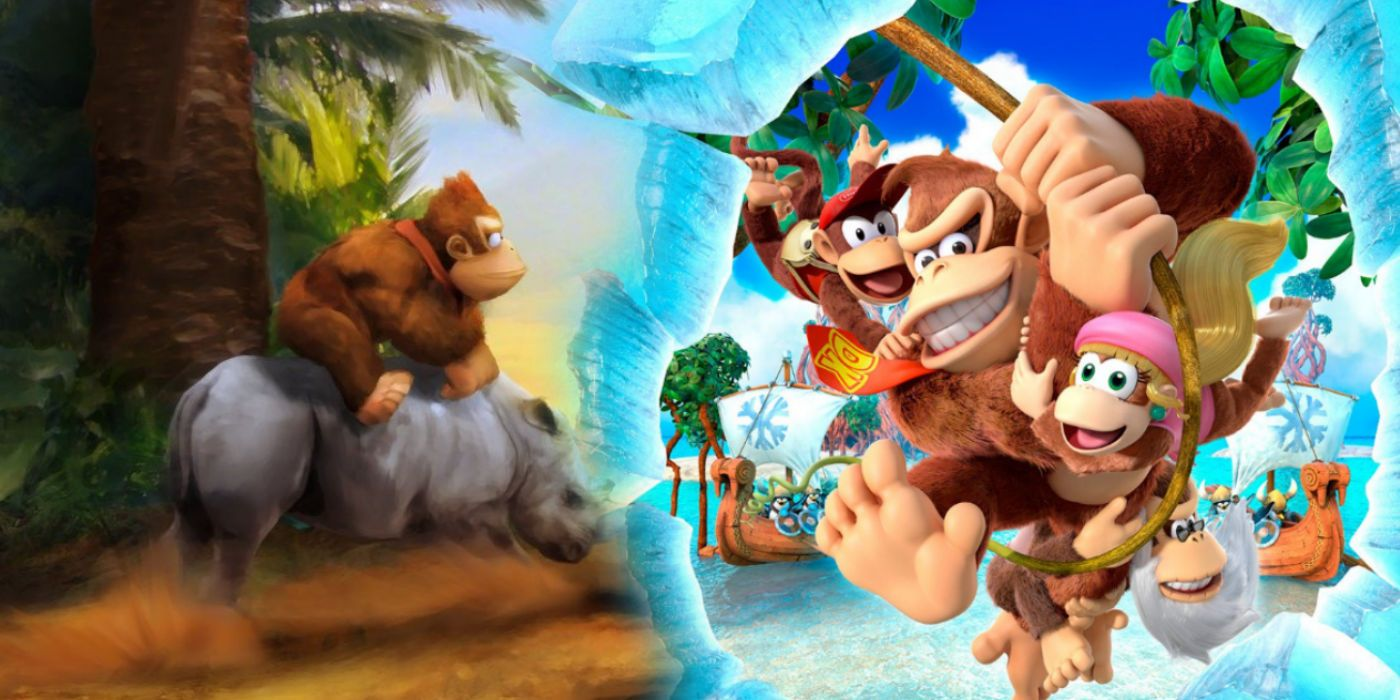 Donkey Kong Country Games Ranked, From Worst to Best | ScreenRant