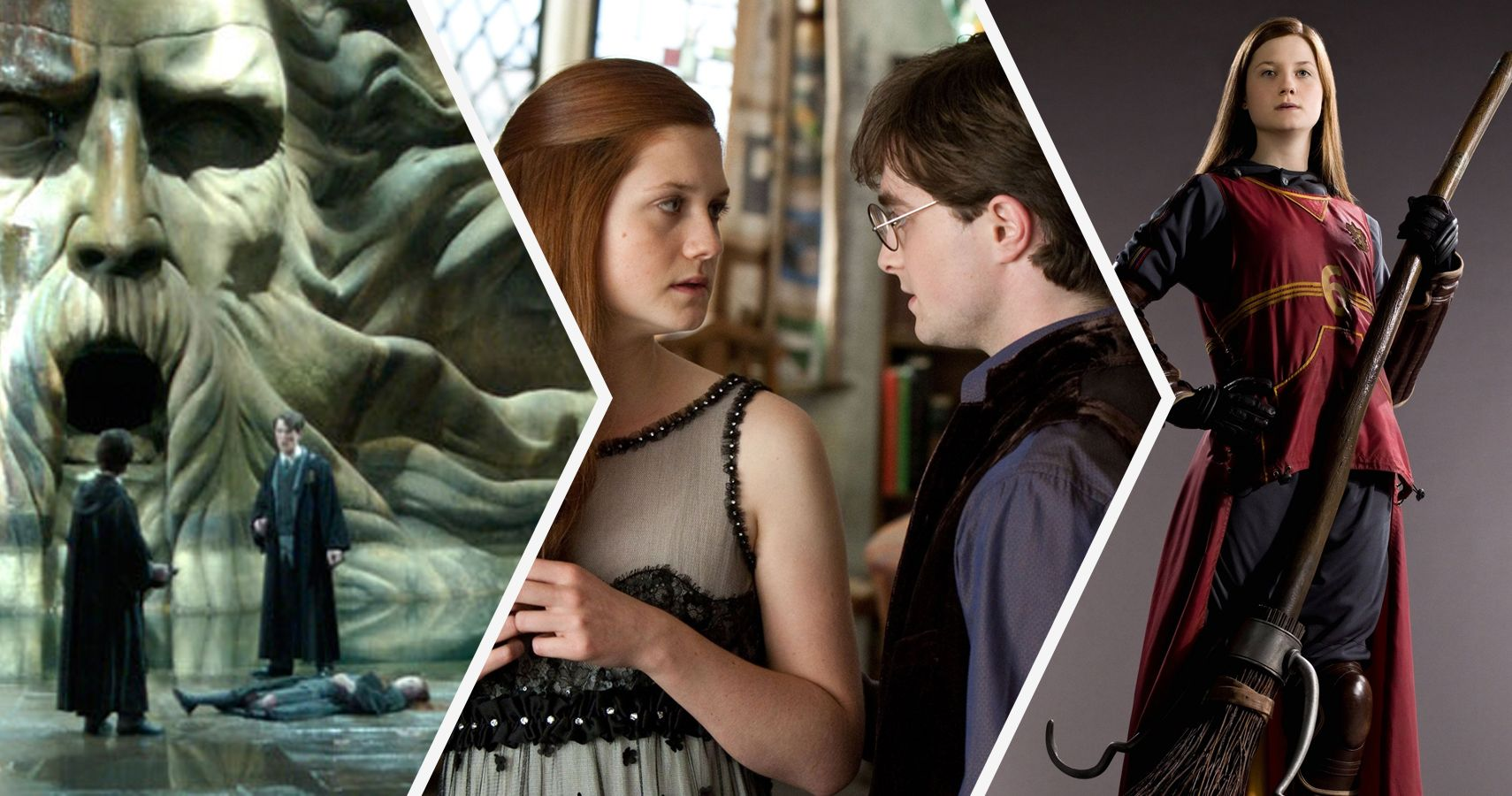 Harry Potter: 20 Crazy Things About Ginny That Make No Sense