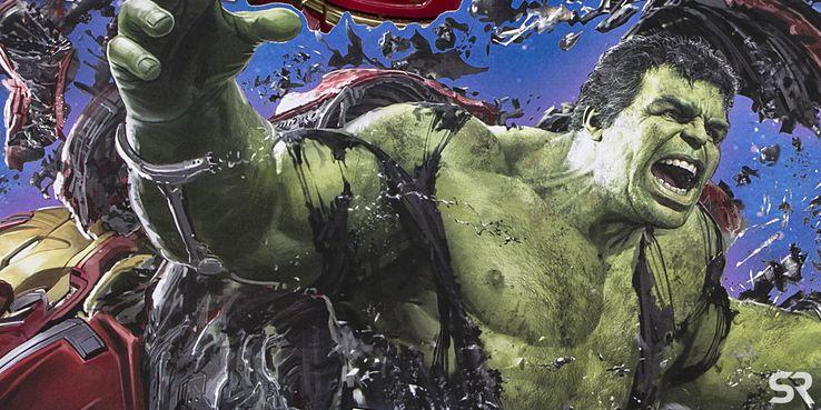 Infinity War: Was Loki Posing as Bruce Banner? | ScreenRant