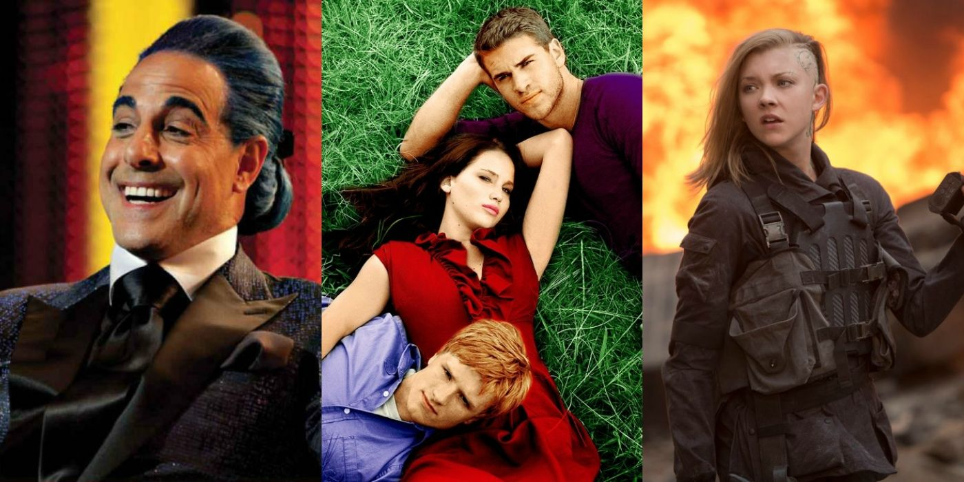 Hunger Games: 11 Casting Decisions That Saved The Movies (And 5 ...