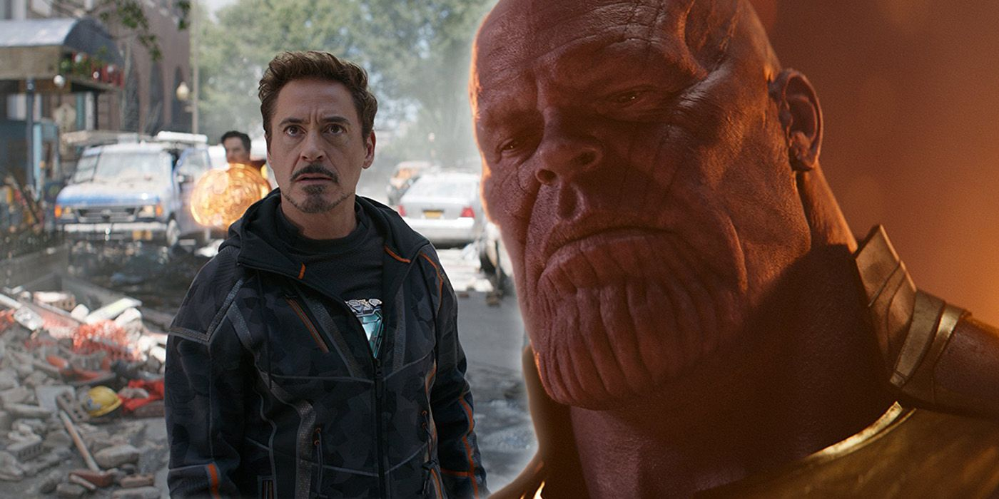 Avengers 4 Theory: Why Thanos Knew About Tony Stark | ScreenRant
