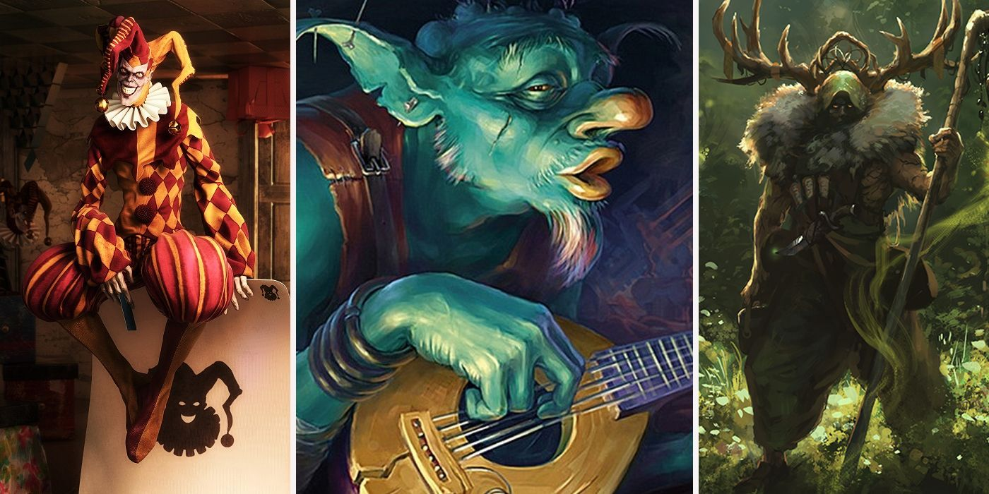15 Craziest Classes In Dungeons & Dragons (That Are Actually