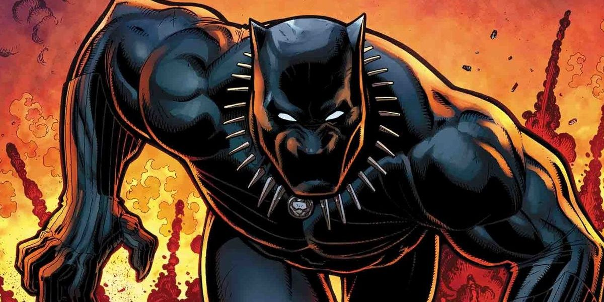 Black Panther Brother Prequel Comic Rise on Word Lists