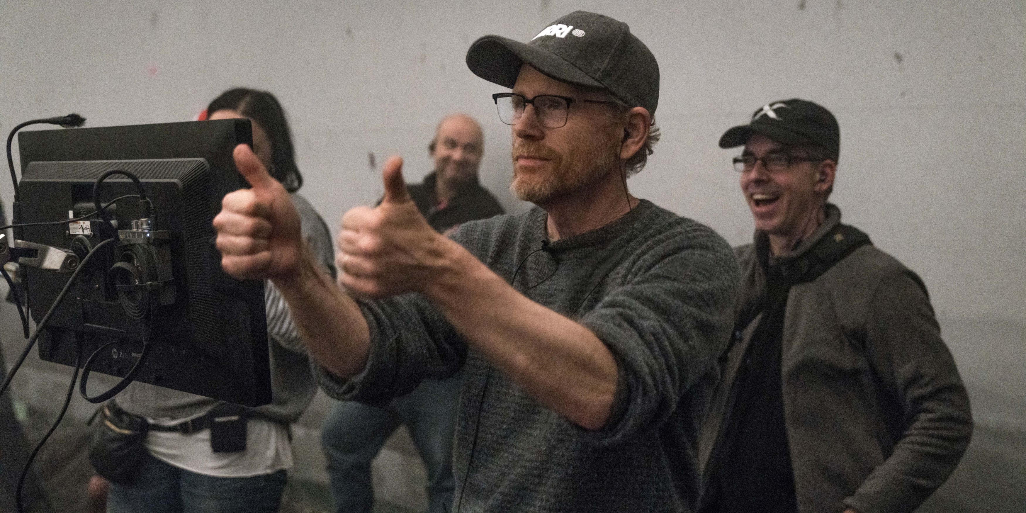 Solo: Ron Howard Interview - Solo: A Star Wars Story