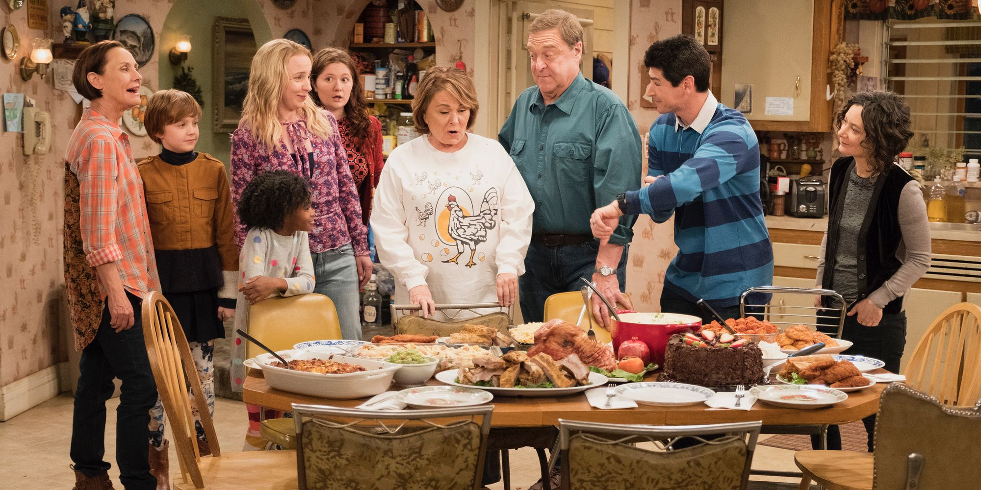 ABC Orders Roseanne Spinoff The Conners To Series