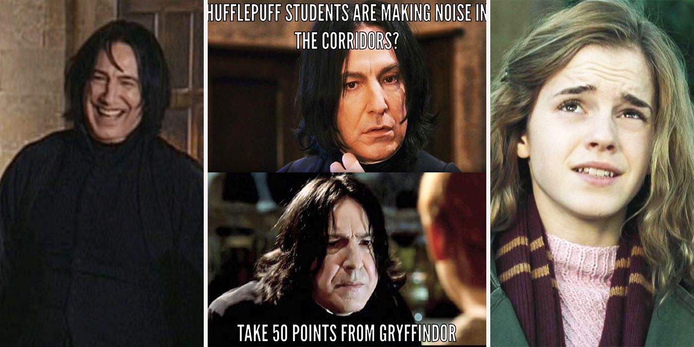 Harry Potter: 25 Memes That Show That Snape Makes No Sense