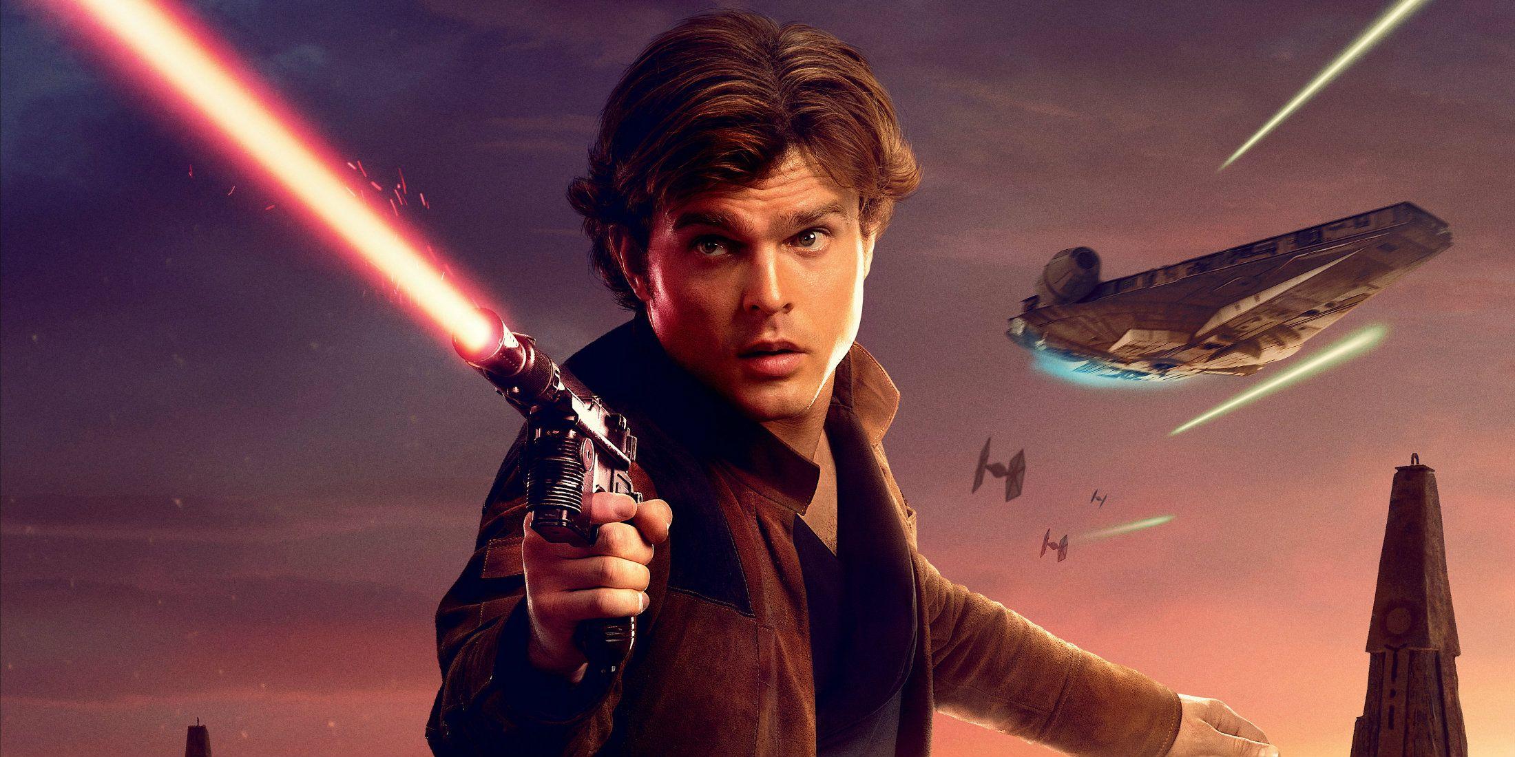 Star Wars: Solo Writer Blames Disney for Box Office Failure
