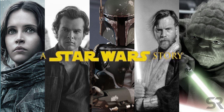 Rumor: Lucasfilm Has 9 Star Wars Movies In Development
