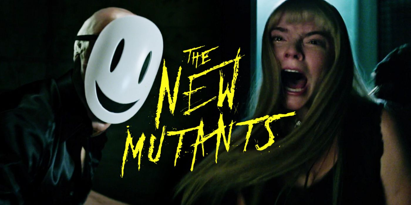 the new mutants movie trailer  cast  every update you need