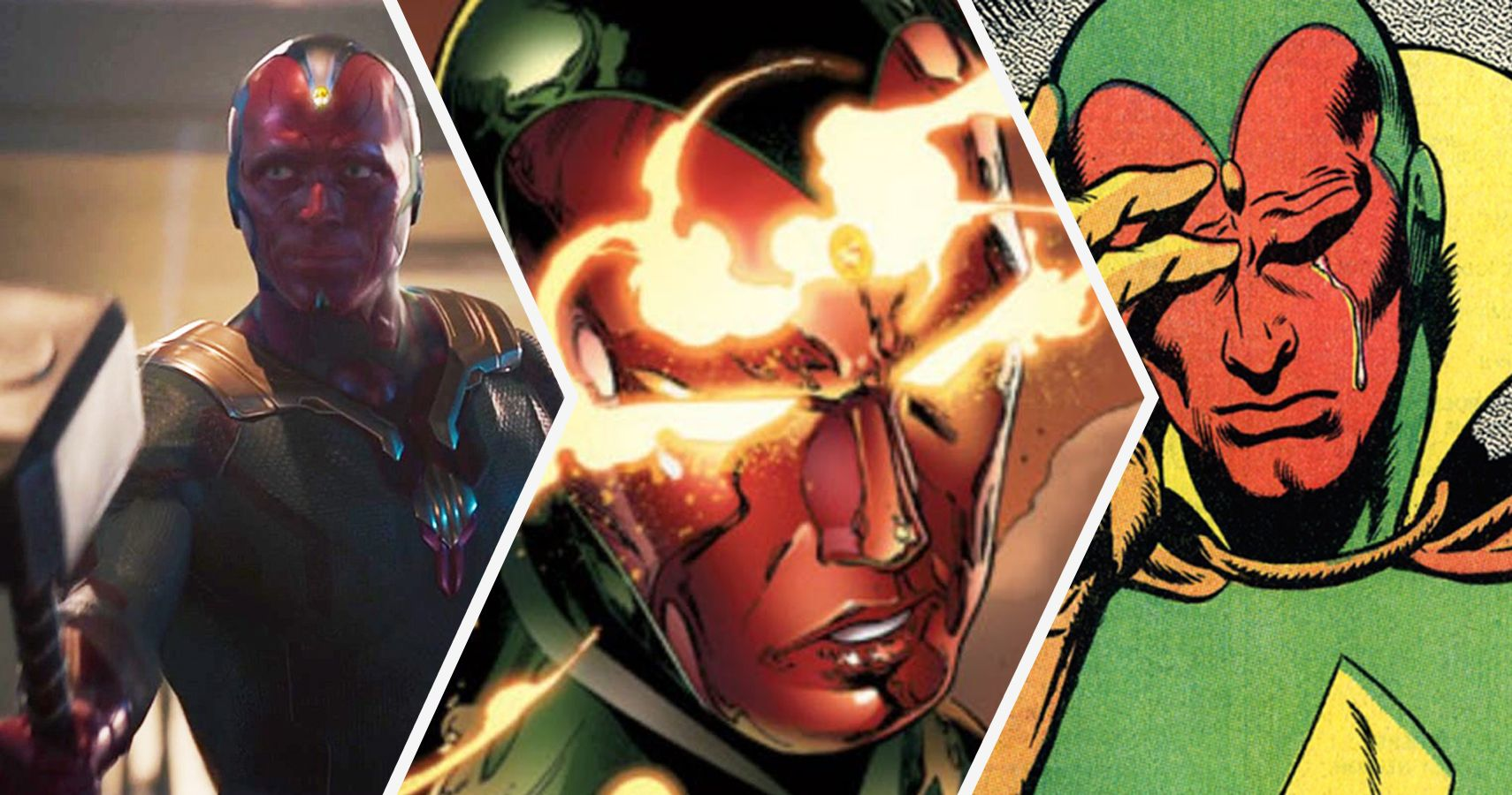 Infinity War: 15 Awesome Powers Only True Fans Know Vision Has