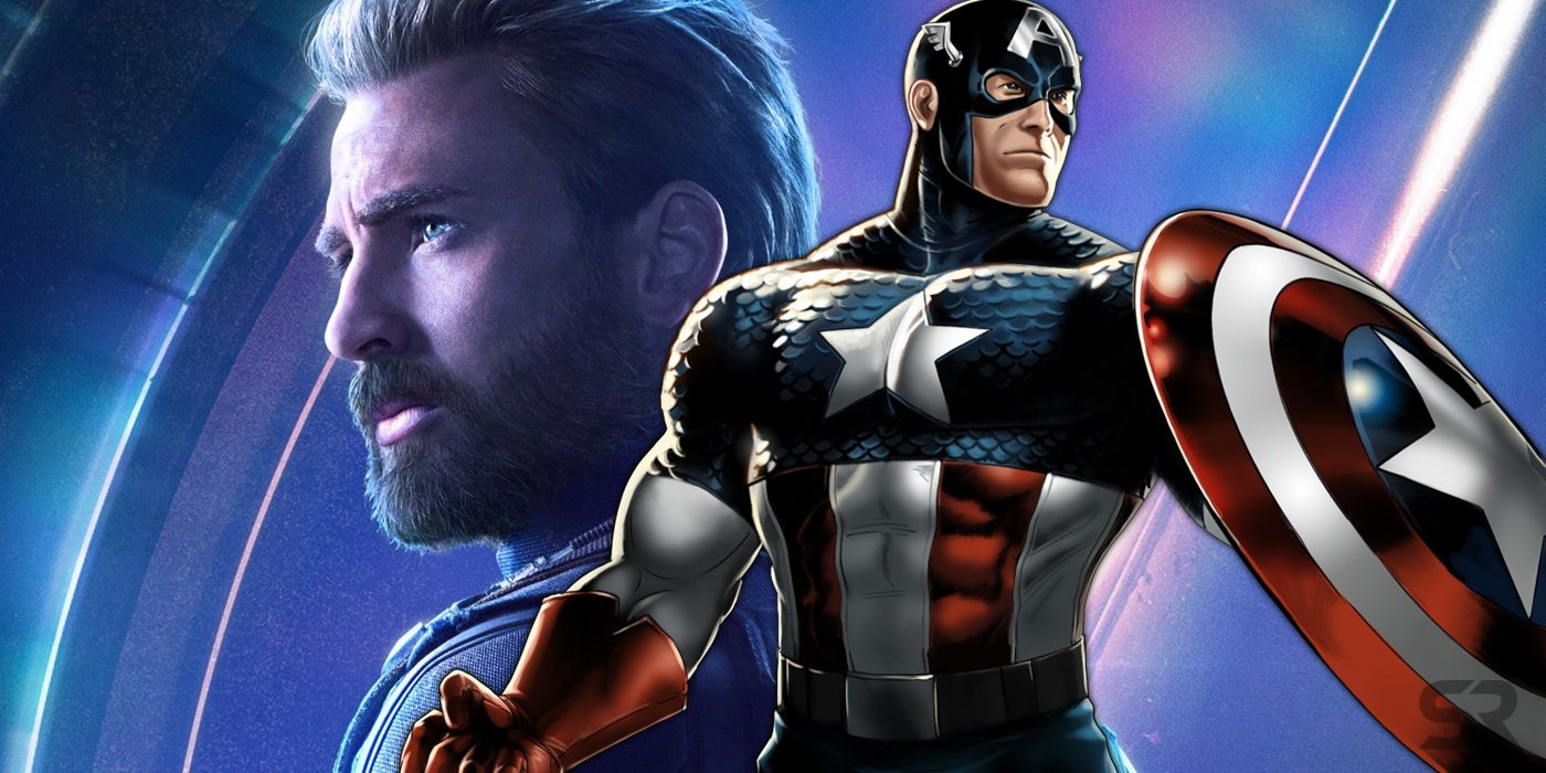 avengers 4: captain america's costume change explained
