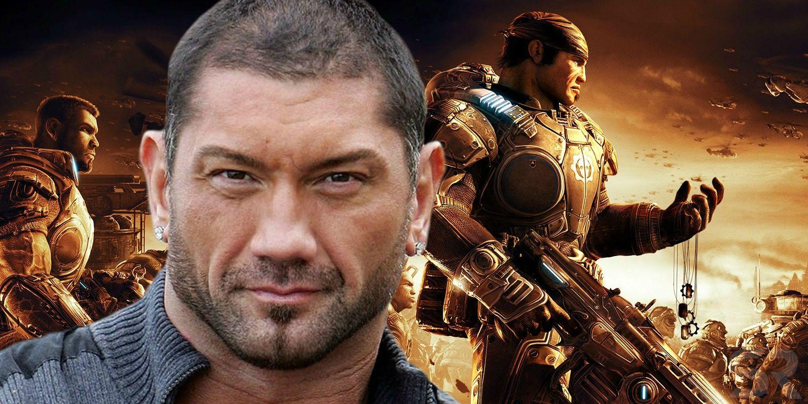 Dave Bautista Wants Marcus Fenix Role In Gears Of War Movie