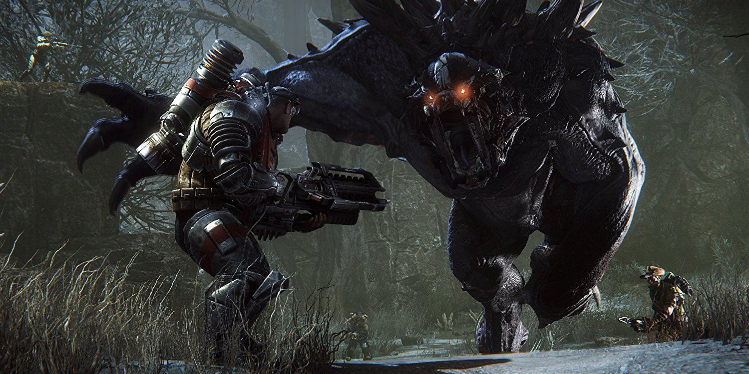 Evolve Is Being Shut Down But There Will Be One Way to Play Still