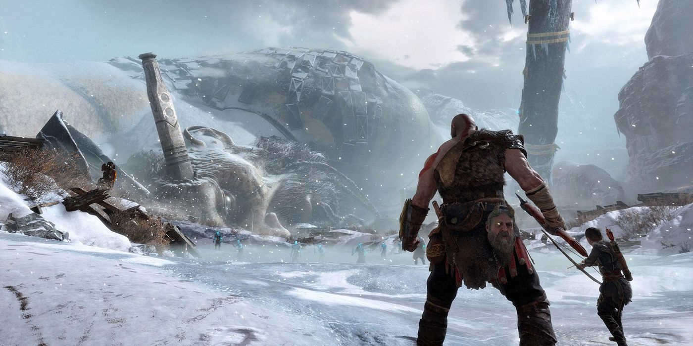 God Of War & GoW 3 Remastered Are Likely Getting PS5 Upgrades
